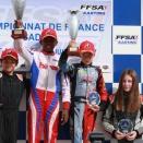 Craig Tanic Champion de France Cadet à St Amand