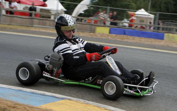 Toujours sympa de retrouver les karts rétros. Ce week-end, ce sera à Varennes avec l'épreuve Histori'Kart
