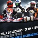 Courir en août à Soissons, en centre ville !