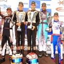 Allemagne: Pex, Hauger, Schumacher et Haverkort