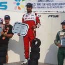 Croix Long Circuit KZ2: Paul David, toujours affûté