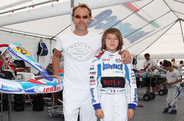 Luca et Brando Badoer