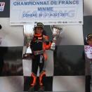Louis Iglesias encore Champion en Minime !