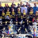L'école de Karting Alonso sur le circuit F1 de Barcelone
