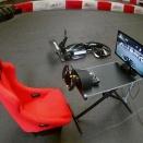 Courses de Drone-Kart dans les circuits indoor