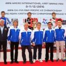 Le Championnat Asie-Pacifique 2017 annulé