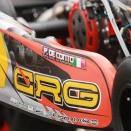 Paolo De Conto et CRG aux 24 Heures du Mans Karting