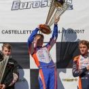 Podium final pour Evan Spenle en X30 Euro Series
