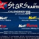 Quatre circuits d'envergure à la Stars of Karting 2018