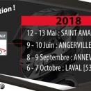 Challenge Minarelli et KFS: Le calendrier 2018
