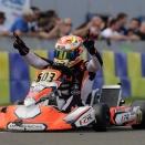 X30 Super: Nouvelle victoire pour Vincent Fraïsse