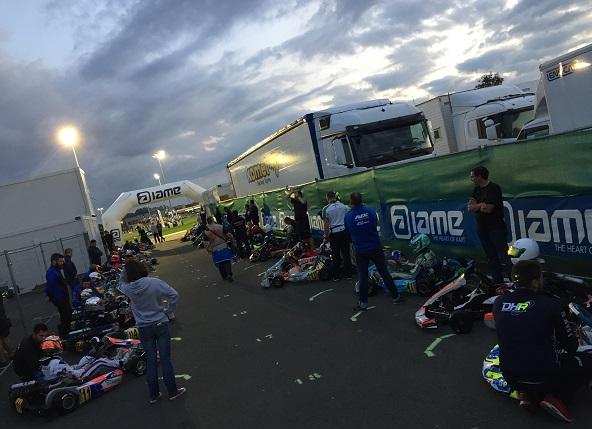 Essais chronos X30 Junior et Senior au Mans-2