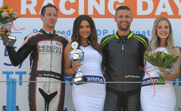 Superkart: Andreas Jost bat le Champion de France 2017