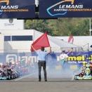 Finale IAME Le Mans: Résultats des préfinales