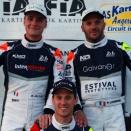 Endurance: Cormeilles-KMD s'offre la Coupe de France GP2