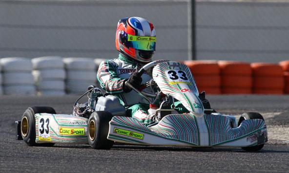 Victoire et titre pour Nicolas Picot en KZ2