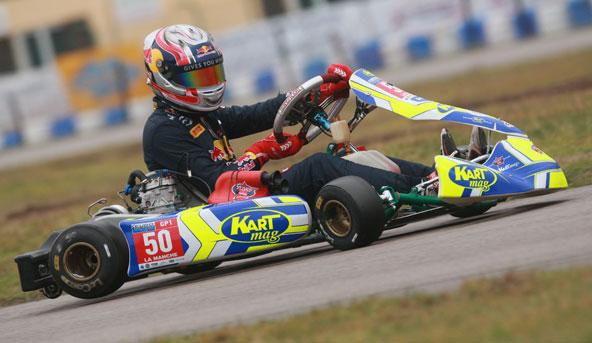 Kart-Mag-felicite-Pierre-Gasly-pilote-Toro-Rosso-F1-1