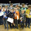 17 pilotes primés à l'Ecole Française de Karting de Villars