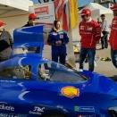 Des nouvelles d'Adeline Prudent… de chez Ferrari