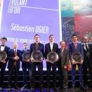 FFSA: Les kartmen récompensés au Trianon