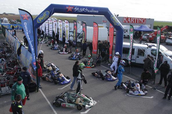La Stars of Karting a été créée début 2014 avec un lancement sur le circuit d'Arvillers dans les Haut de France.