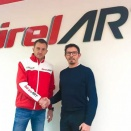 Birel Art: Réaction de Davide Forè et effectif du team