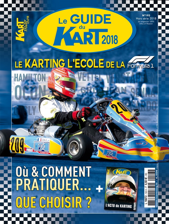 tout savoir avec le guide du kart 2018 de kart mag kartmag. Black Bedroom Furniture Sets. Home Design Ideas