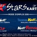 Open Kart à Salbris (Stars of Karting): Engagés et horaires