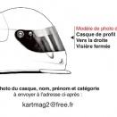 Un «trombinoKasque» à la Stars of Karting…