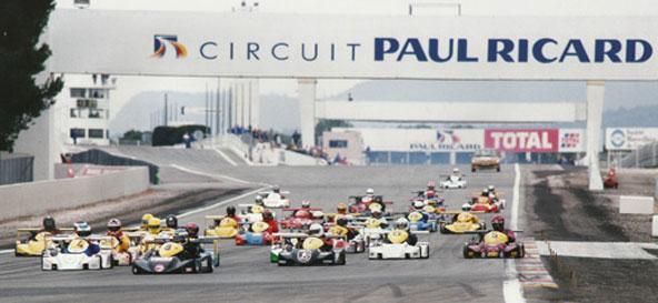 Retour au Paul Ricard pour les Superkarts !