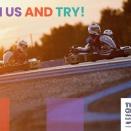 Le kart choisi pour promouvoir les féminines en sport auto