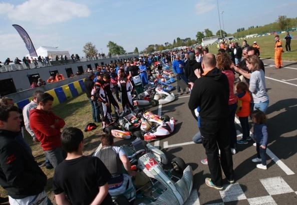 24H du Mans Karting: Qui pour battre l'usine Sodikart?