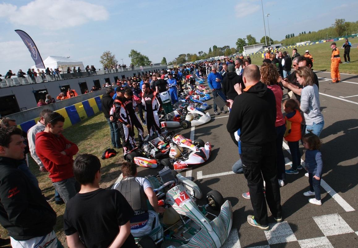 Endurance-22 equipes au depart des 6H du Mans-1