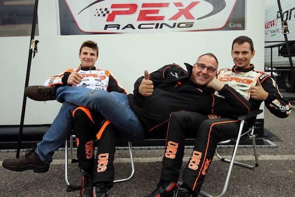 Les frères Pex (Stan et Jorrit) feront encore partie des favoris en KZ2