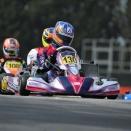 Euro / Salbris: Les engagés KZ1, KZ2 et Trophée Académie CIK