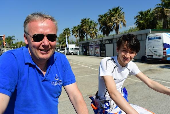 Eric et Franck Chappard