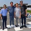 Felipe Massa et Nico Rosberg présents à Sarno