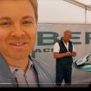 Vidéo: Rosberg présente son académie de pilotes à Sarno