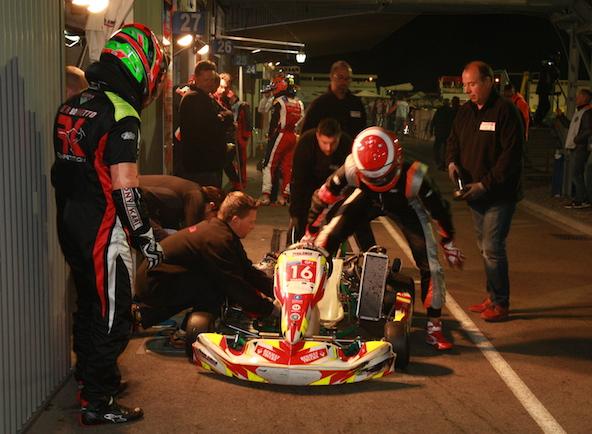L'équipe CMCR aux 24H du Mans en 2017