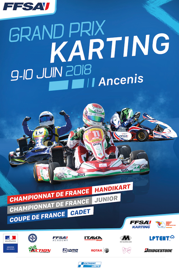 Ancenis ffsa dotation sp ciale en cadet kartmag - Dotation coupe de france ...