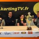 Assistez au tournage de l'émission Karting.tv chez Action