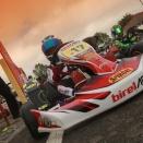 Cadet: Matteo Spirgel domine la Kart Cup à Laval