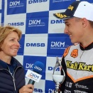 Chpt d'Allemagne: Emilien Denner confirme à Wackersdorf