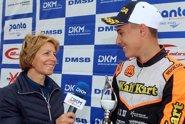 Championnat d Allemagne-Emilien Denner confirme a Wackersdorf