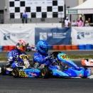 Deux Français en tête des Championnats d'Europe