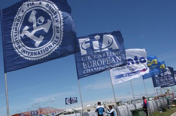 Dernieres decisions de la FIA concernant le Karting