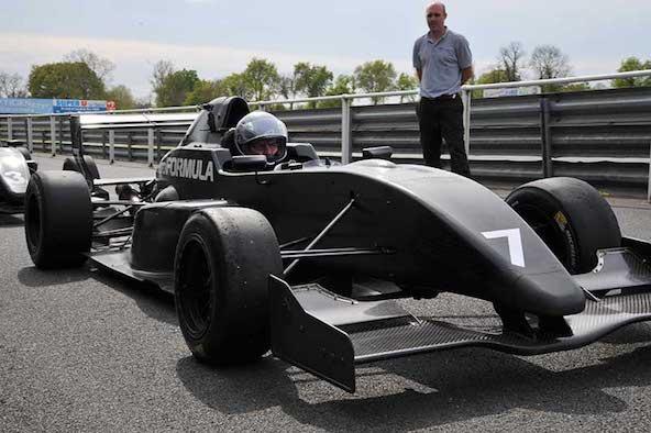 Euroformula tres bien represente aux 24 Heures du Mans