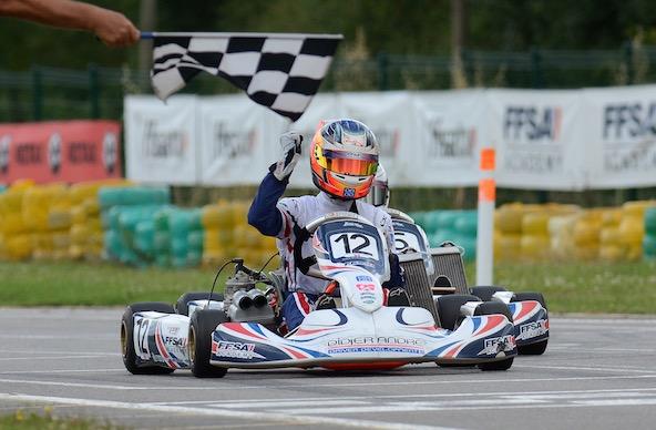 Matheo Cochet-Un nouveau vainqueur en Junior