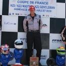 KZ2 Master: Retour aux affaires gagnant de Julien Jehanne