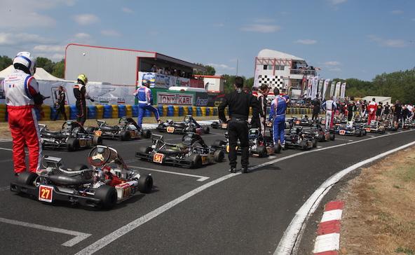 Le Trophee Kart Mag-La course la plus populaire de France